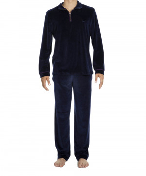 tenue d interieur jeff Homewear HOM navy