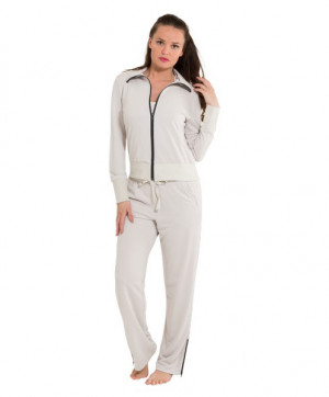 Veste de survetement Lingadore Lounge Lingadore gris