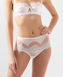 Shorty, Boxer : Shorty en dentelle